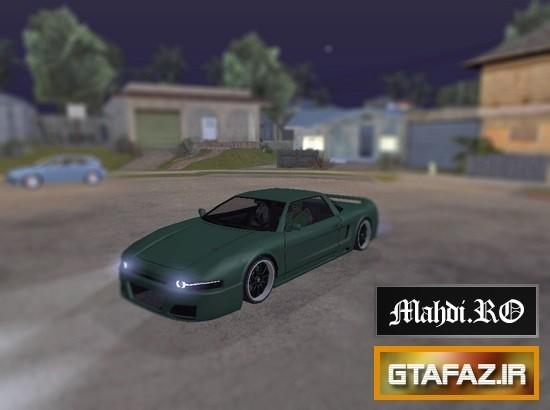 دانلود ماشین اسپـرت برای (GTA 5 (San Andreas